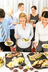 Corporate catering