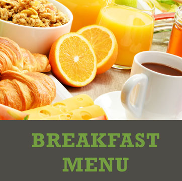 breakfast - Menus