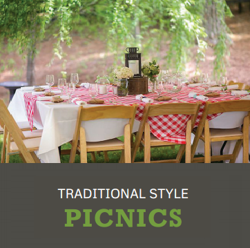 Traditional Style Picnic
