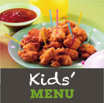 kids menu - Menus