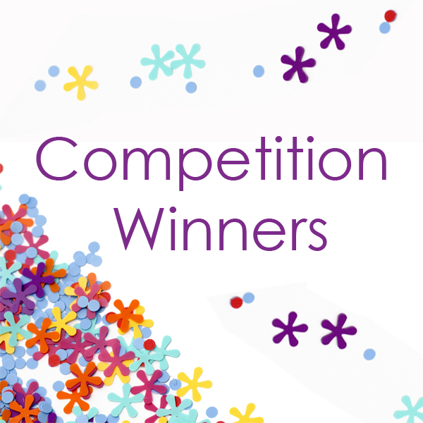 competition winners - Competition Winners!
